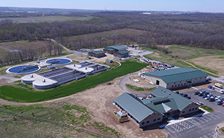 Liberty, MO Wastewater Treatment Plant