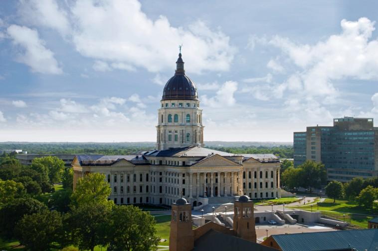 Kansas Statehouse, Topeka KS