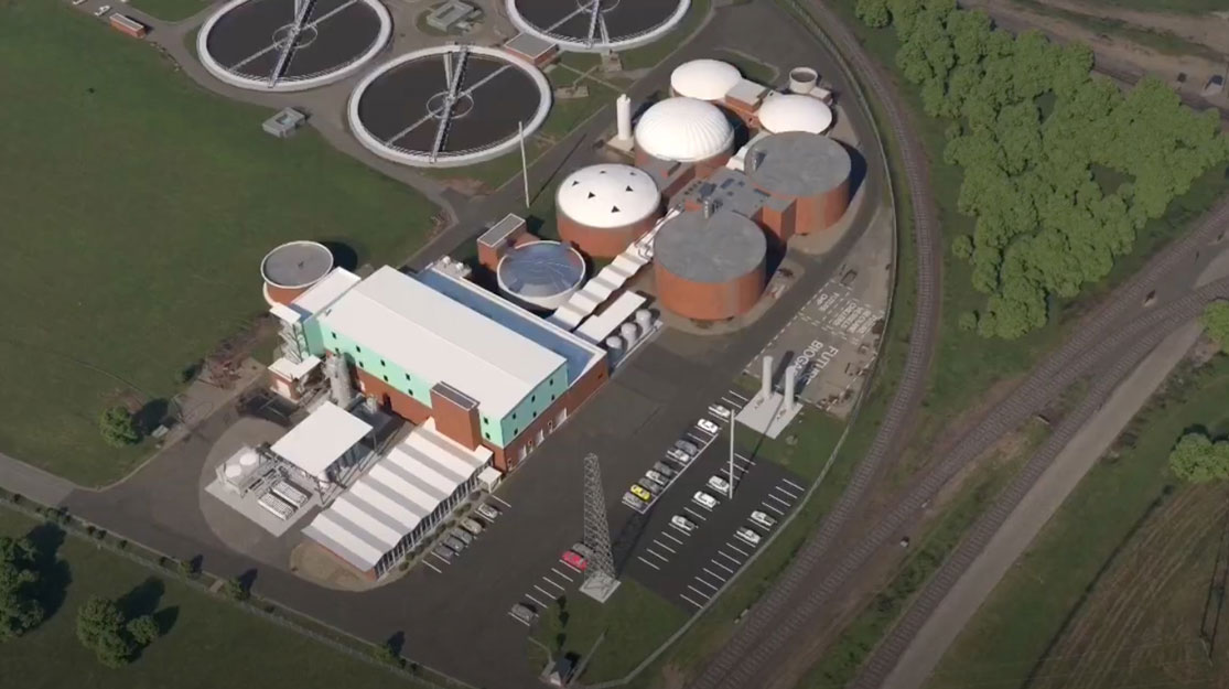 Kansas City, MO-Blue River Biosolids Facility