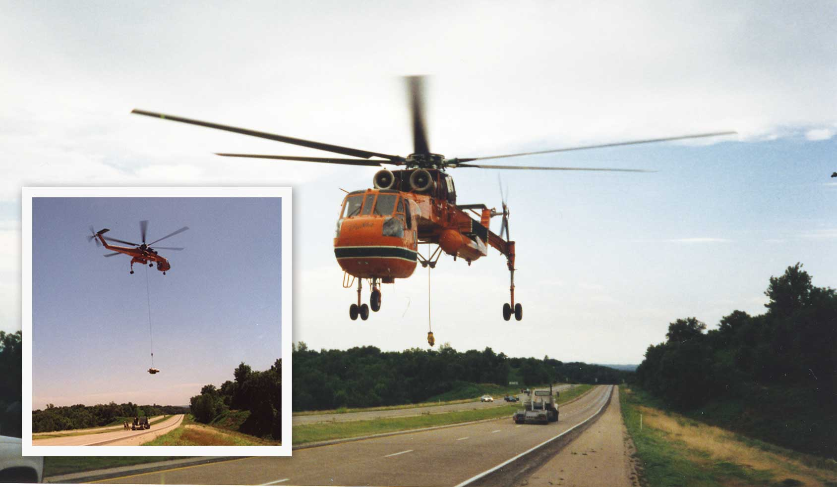 RS Electric Emergency Helicopter Service